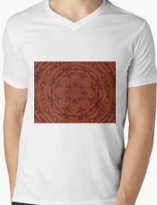 Gingerbread Mens V-Neck T-Shirt