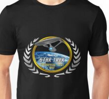 Star trek Federation of Planets Enterprise Refit 2 Unisex T-Shirt