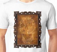 Skull - Shantytown Lights Unisex T-Shirt