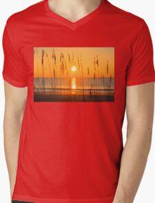 Let The Sun Shine Through Mens V-Neck T-Shirt