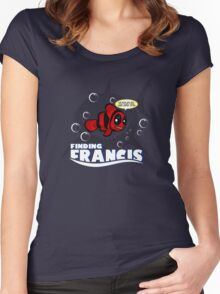 Finding Francis BN Women's Fitted Scoop T-Shirt