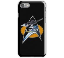 StarTrek Enterprise 1701 A  Command Signia Chest iPhone Case/Skin