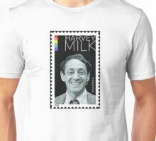 Harvey Milk Postage Stamp Unisex T-Shirt