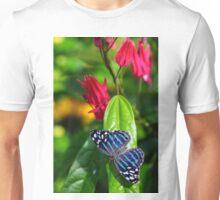 blue wings Unisex T-Shirt