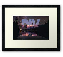 DAY Framed Print