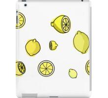 Lemons iPad Case/Skin
