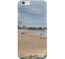 St Kilda Beach Panorama iPhone Case/Skin