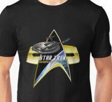 StarTrek Enterprise NX01 Com badge Unisex T-Shirt