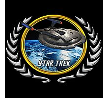 Star trek Federation of Planets Enterprise NX01 Photographic Print