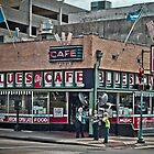 Blues City Café by Jacqueline Wilson