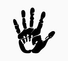 Handprint love Unisex T-Shirt
