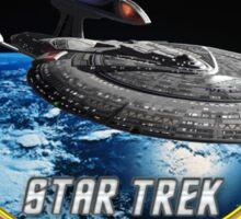 Star trek Federation of Planets Enterprise sovereign E Sticker