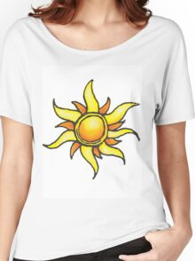 Tangled Up in the Sun Women's Relaxed Fit T-Shirt