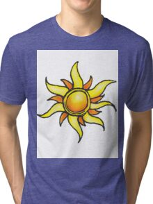 Tangled Up in the Sun Tri-blend T-Shirt