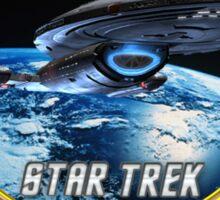 Star trek Federation of Planets Voyager Sticker