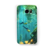 Exploring the Kelp Forest Samsung Galaxy Case/Skin