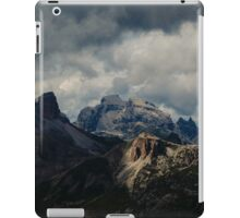 Light peak iPad Case/Skin