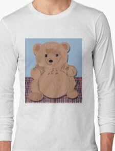Wes T. Bear Long Sleeve T-Shirt