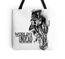 World of the Undead - Scream BoW Tote Bag