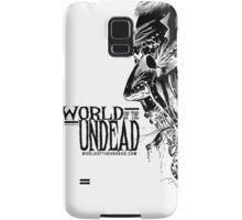 World of the Undead - Scream BoW Samsung Galaxy Case/Skin