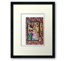 Queenie Framed Print
