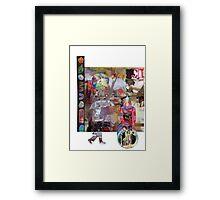 Rainman Framed Print