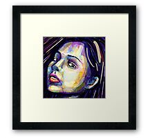 Portrait 2 Framed Print