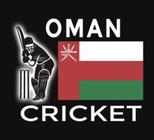 Oman Cricket Baby Tee
