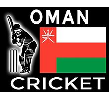 Oman Cricket Photographic Print