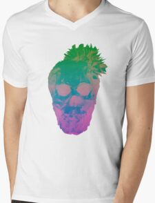 The Vibrant Stare Mens V-Neck T-Shirt