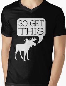 So Get This v2 Mens V-Neck T-Shirt
