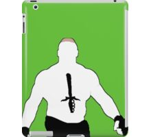 Brock Lesnar iPad Case/Skin
