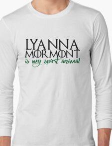 Lyanna Mormont Long Sleeve T-Shirt