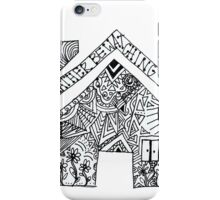 I'd Rather Be Watching HGTV iPhone Case/Skin