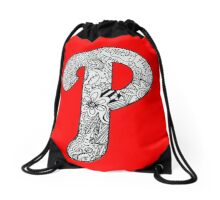 'Phighting' Phillies.  Drawstring Bag