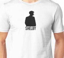 Peaky Blinders - Shelby Silhouette - Black Clean Unisex T-Shirt