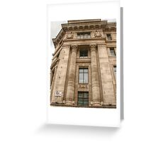 Regent Street Greeting Card