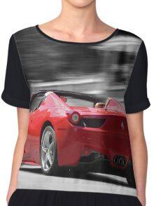 Dream Car Chiffon Top