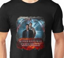 Supernatural I'm the one who gripped you tight and raised you from Perdition 2 Unisex T-Shirt