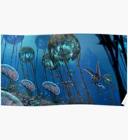 The Grand Reefs Poster