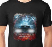 Supernatural Driver picks the music shotgun shuts his cakehole Darkness Unisex T-Shirt