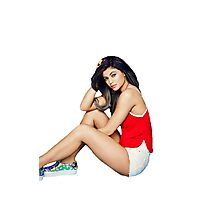 Kylie Jenner Photographic Print