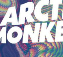 Arctic Monkeys Sticker