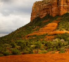 Courthouse Butte Sticker