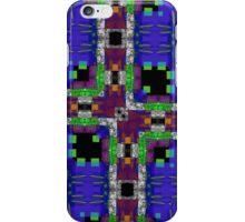 Urban scrolls iPhone Case/Skin