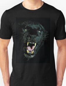 Black Panther Face Unisex T-Shirt