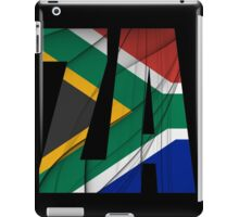 ZA - South Africa Flag iPad Case/Skin