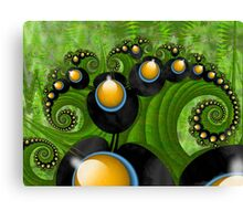 Eggs Grow in the Forest Canvas Print