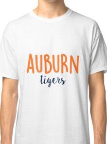 University of Auburn Classic T-Shirt