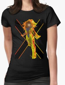 Jean Grey  Womens Fitted T-Shirt